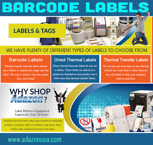 Visit this site https://www.adazonusa.com/barcode-ribbons/flexible-packaging-ribbon.html for more information on Flexible Packaging Ribbon. by barcodeprinter | WHI