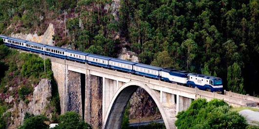 Spain's Iconic El Transcantábrico | Great Rail Journeys