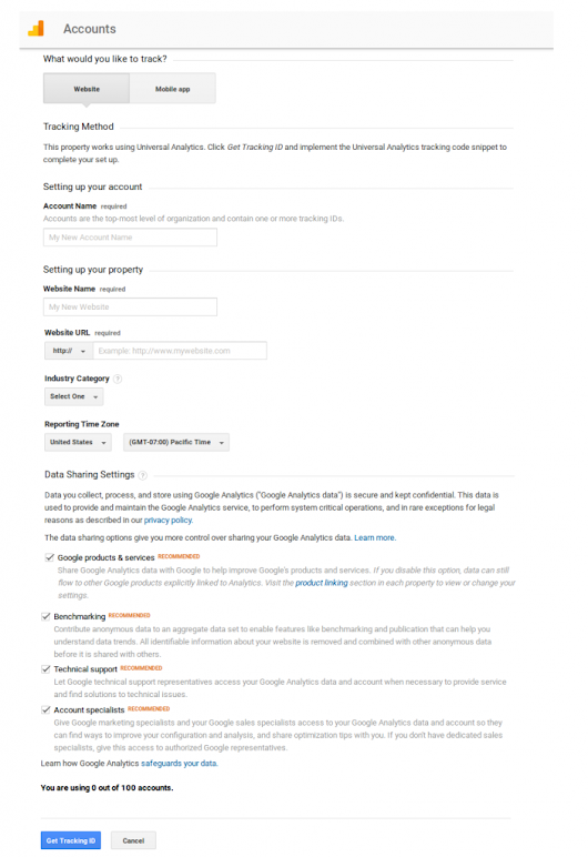 A guide to setting up Google Analytics for your Wordpress site | Search Engine Watch