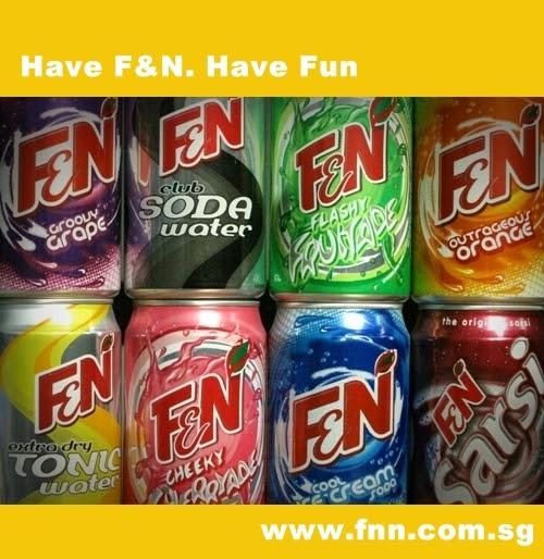 F&N- Fun Flavours
