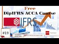 DipIFRS ACCA course - IAS1 statement of profit or loss and other comprehensive income No.19