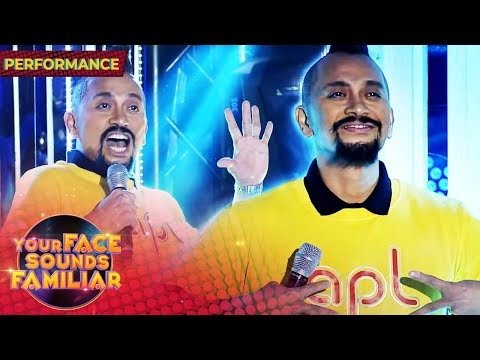 Jhong Hilario amazes all with his impressive transformation as APL De AP.