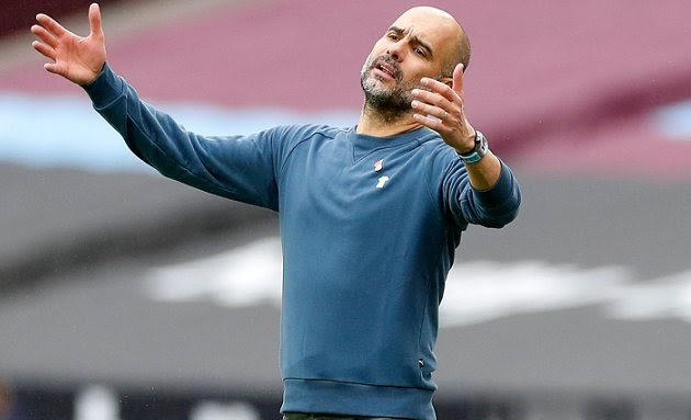Manchester City manager Pep Guardiola close to signing a new contract with the club