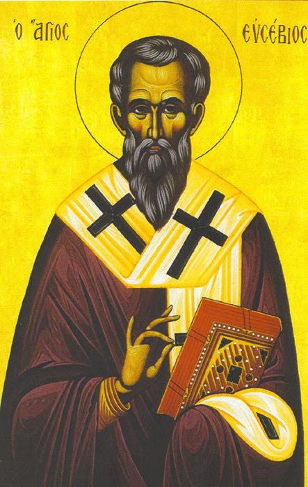IMG ST. EUSEBIUS, Bishop of Samosata