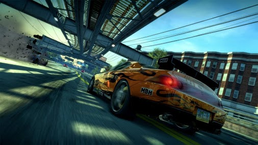 Burnout Paradise Remastered, the updated version of EA's beloved 2008 racing game, is coming out on ...