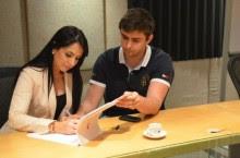 Cantora Lydia Moisés assina contrato com a Sony Music Gospel