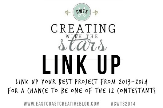 Creating with the Stars 2014 Contest Link Up - East Coast Creative Blog