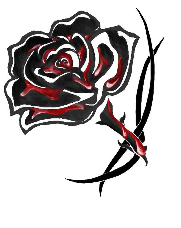 Shesnotthesamegirlanymore Black Rose Tattoos