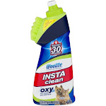 Woolite Pet Stain Remover, InstaClean - 18 fl oz