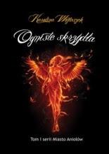 Okładka książki Ogniste skrzydła