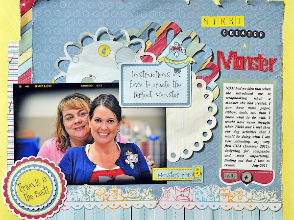My Crafter's Companion Winner and more