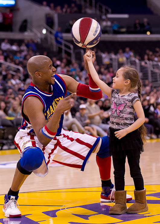 The Harlem Globetrotters are Back! - Agoura Hills Mom