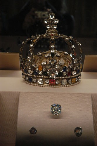 French Crowed Jewels