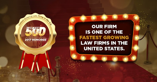 Goosmann Law Named in Top 100 Fastest Growing Law Firms in the United States