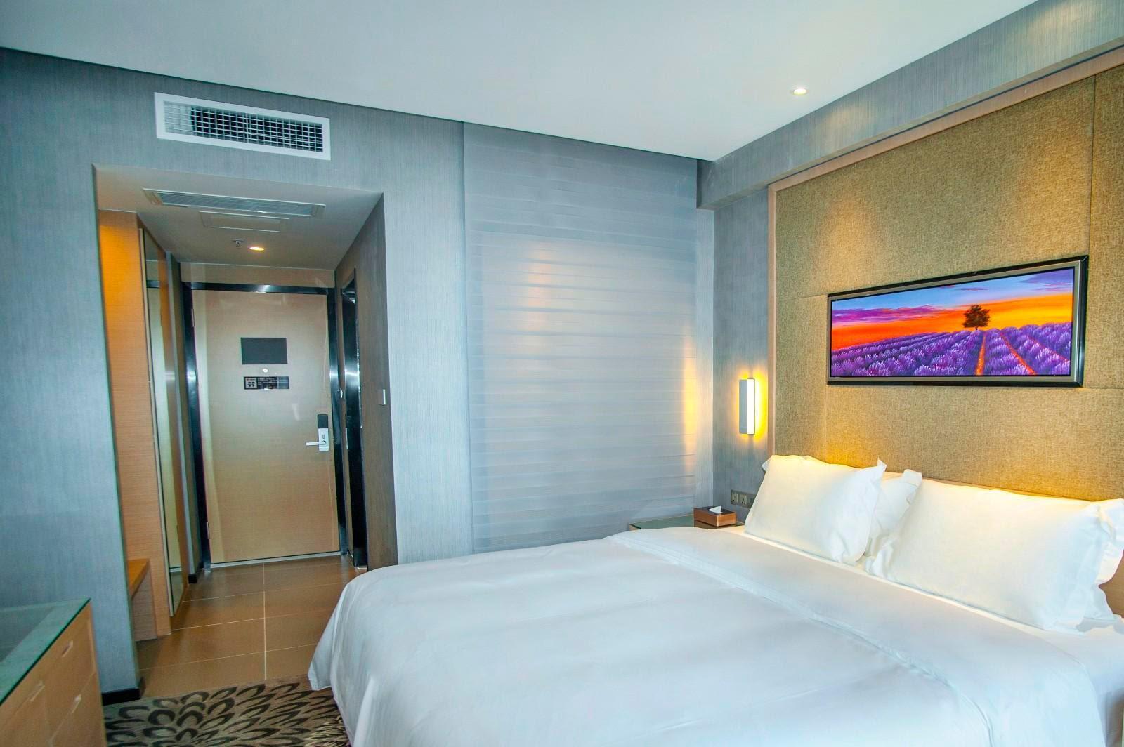 Lavande Hotel Pixian Shudu Wanda Plaza Reviews