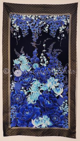 Blue Floral Trilogy