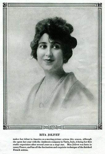 Rita Jolivet 1915