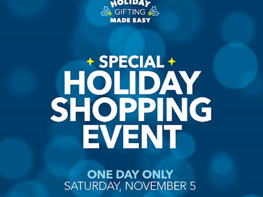 Best Buy Special One Day Holiday Shopping Event November 5th | Imperfect Women