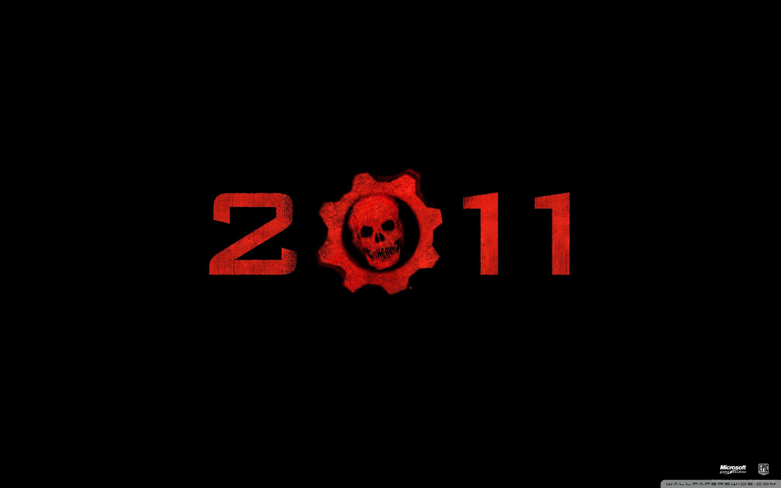 Gears Of War 3 2011 Ultra Hd Desktop Background Wallpaper For 4k