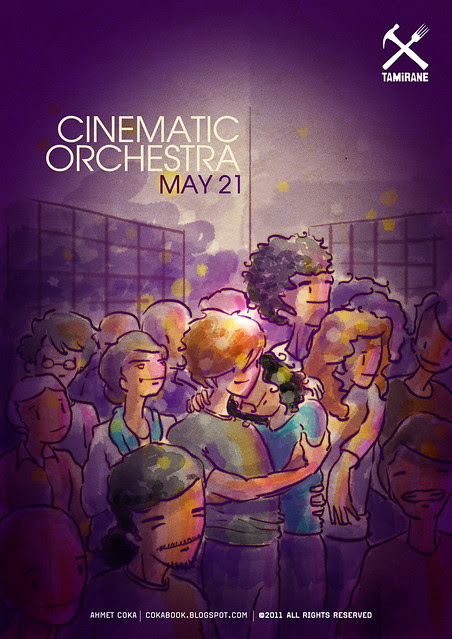 cinematic orchestra @tamirane