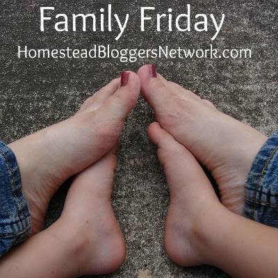 Family Friday Button