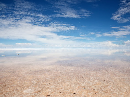 Salar de Uyuni, Potosi and Oruro Departments, Bolivia