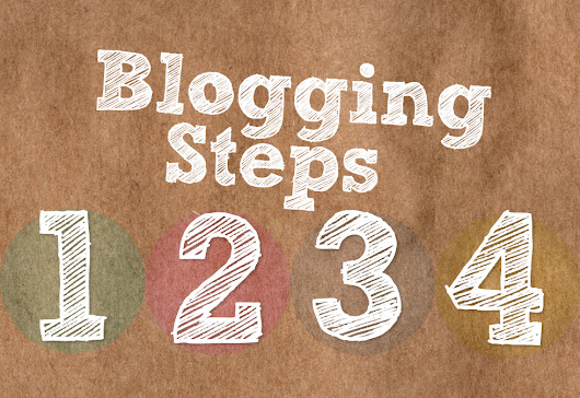 4 Steps to Start a (Successful) Blog