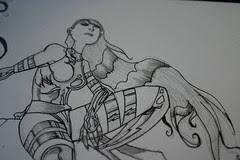 Psylocke WIP