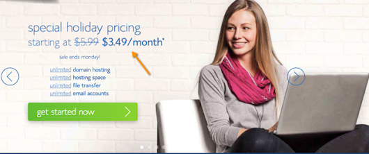 Web Hosting Black Friday Discount for Bloggers: 2015