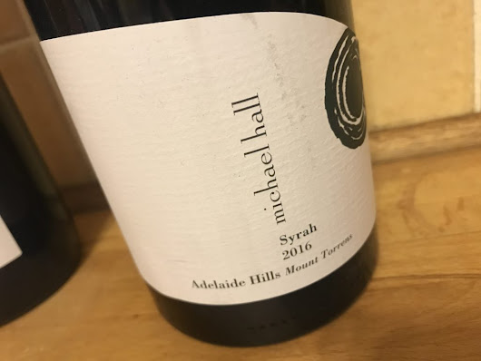 Michael Hall's expressive 2016 releases hit the spot
