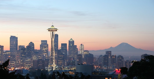 Seattle Space Needle Receives a Makeover | Getting On Travel