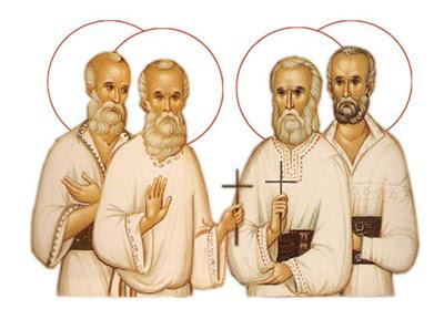 11 12 sf martiri nasaudeni icoane01 12 Noiembrie: Sfintii Martiri Nasaudeni