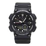 Casio Men's Digital Quartz Black Watch AEQ110W-1AV