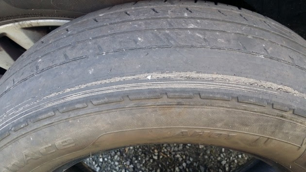 How To Check If Your Tyres Are Safe To Drive On  C2 B7 Thejournal Ie