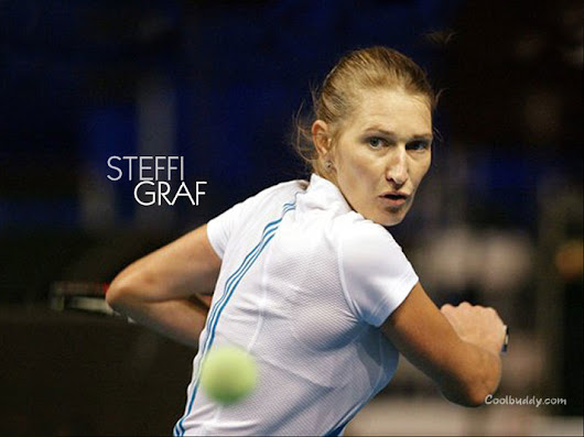 A Brief Biography of Steffi Graf