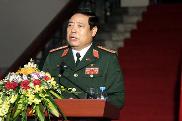 bộ trưởng quốc phòng, đại tướng, Phùng Quan Thanh, công an, quân đội, diễn biến hòa bình, đại hội đảng
