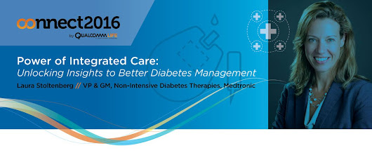 "Qualcomm Life on Twitter: ""Today @Medtronic discusses the power of integrated care with #diabetes management """