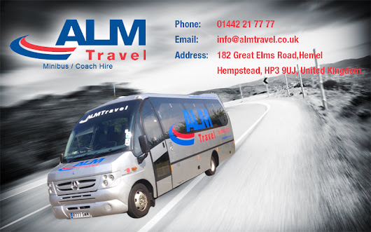 Hire Mini Buses for Various Services in Hemel Hempstead