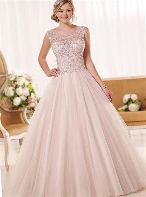 Plus size pink wedding dresses   PlusLook.eu Collection