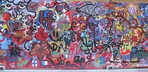 Graffiti in Helsinki