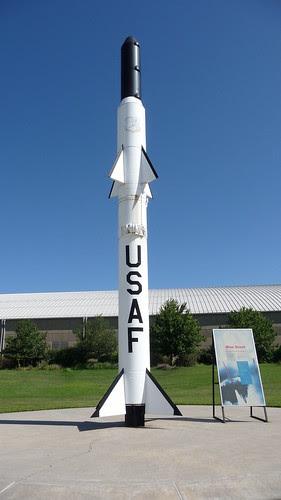USAF Rocket