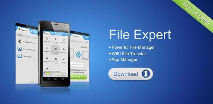 File Expert Manager Explorer Pro v5.1.7 Android Apk Full Free App