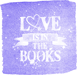 Love is in the books