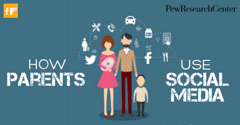 Parents and Social Media: How Mum and Dad use Facebook and Twitter