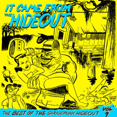 GaragePunk Hideout - It Came From the Hideout