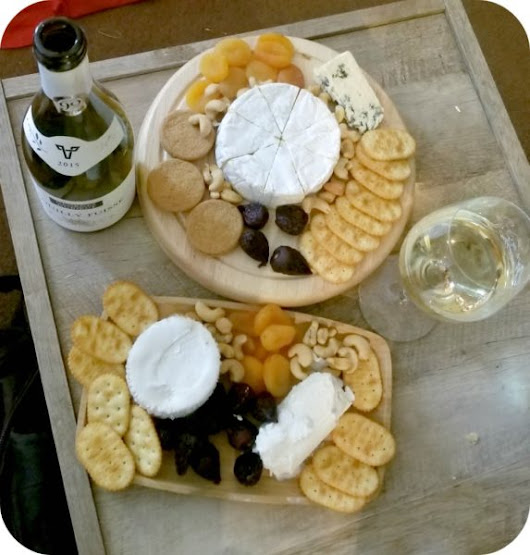 My French Inspired Cheese Board! - Minnesota Girl in the World