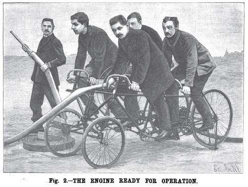 Cycle Fire Engine - Ready