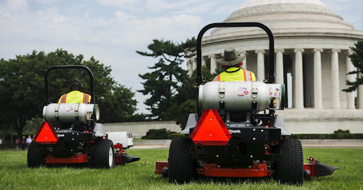 More Mower Models Approved For Propane Incentive Program