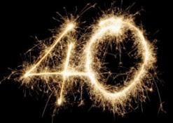 10 Things About Turning 40 Takis Magazine Takis Magazine