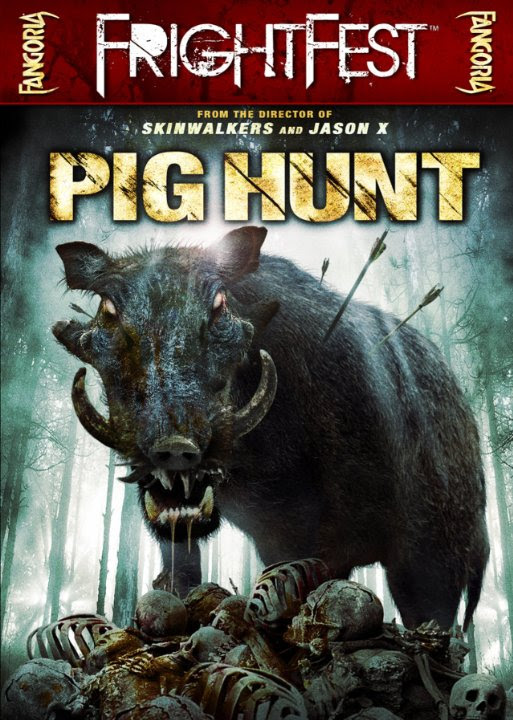 It's Eating Me... | Pig Hunt | Repulsive Reviews | Horror
